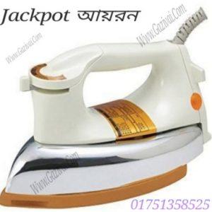 জ্যাকপট আয়রন(Jackpot Electric Iron)