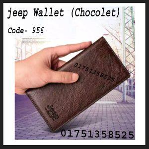 wallet jeep original